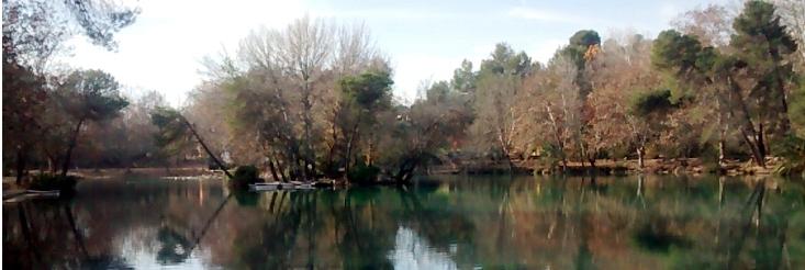 Molinos y artefactos en el río de la Albufera o del Molino