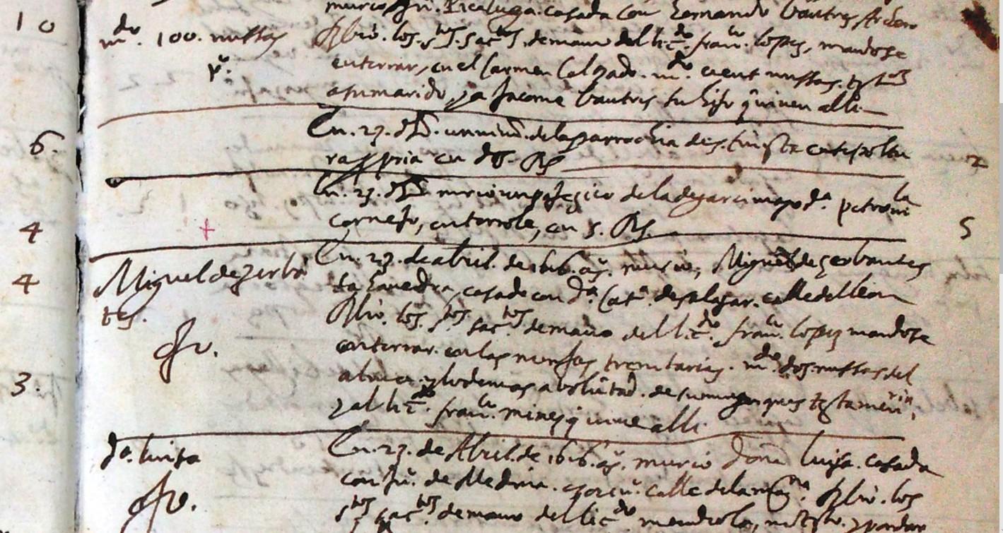 23 de abril de 1616